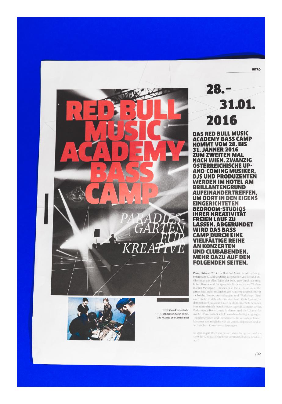 VALENCE RedBull Musicacademy 14