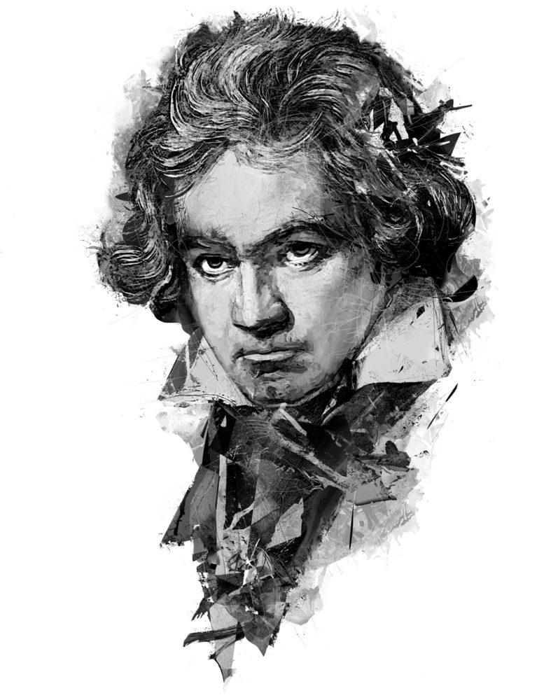 VALENCE  WB2020 Beethoven Illustration 02